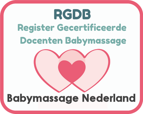 Logo Register Gecertificeerde Docenten Babymassage